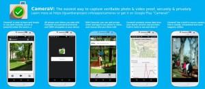 CameraV: una aplicación para asegurar y certificar nuestras fotos del teléfono móvil