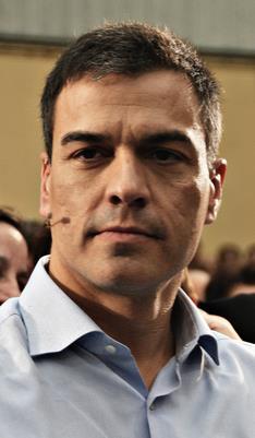 Pedro Sánchez / (C) David Laguillo, 2016