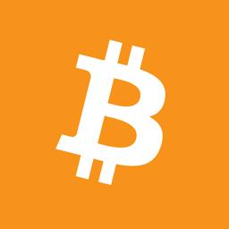 Logotipo del Bitcoin, la más conocida de las criptomonedas