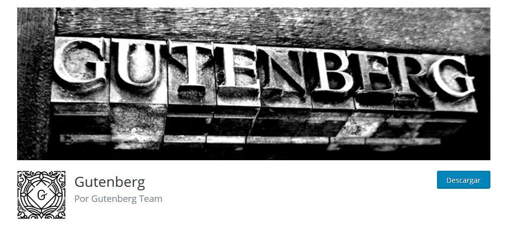 El fiasco de WordPress Gutenberg