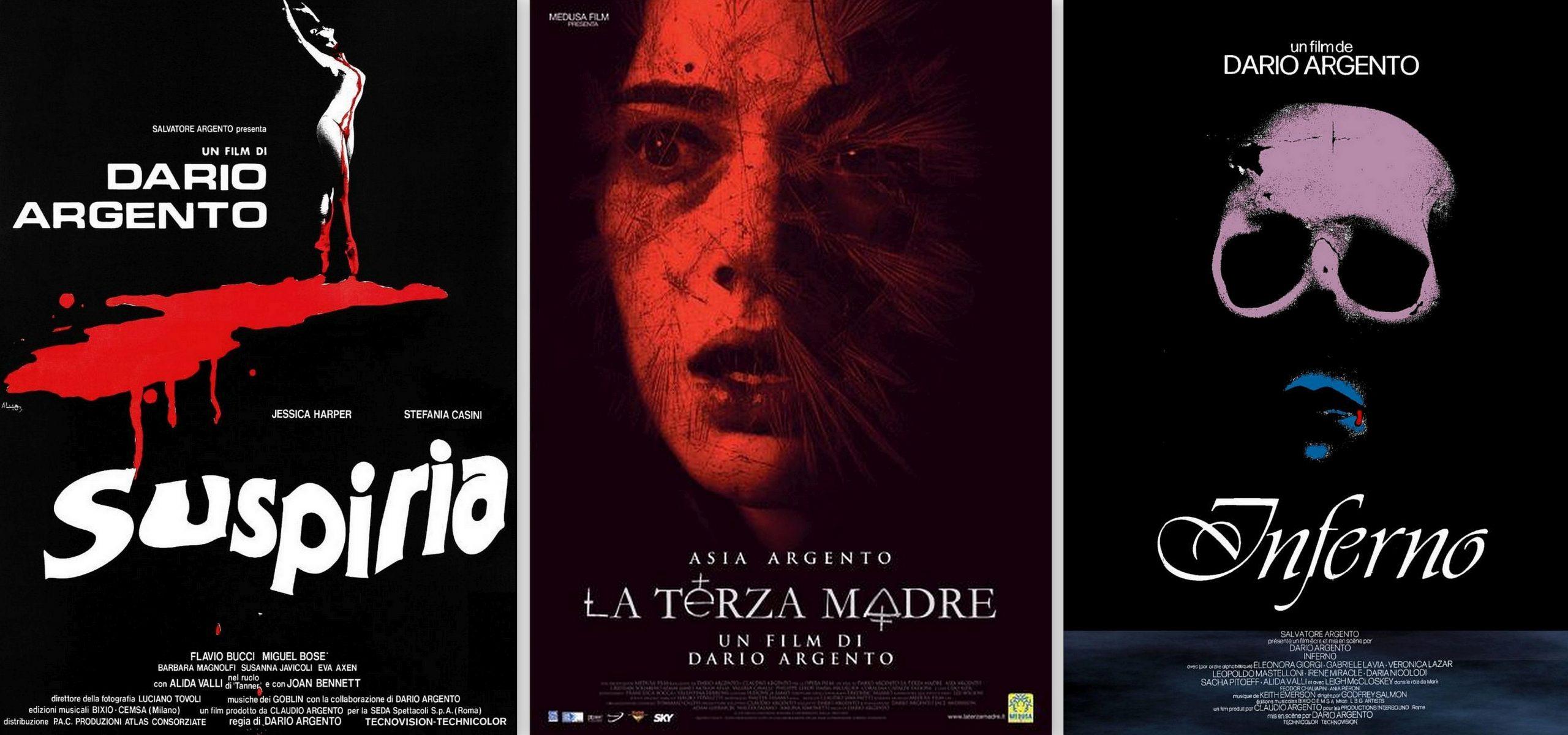 La madre del mal (Dario Argento, 2007)